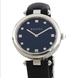 PRICE DROP Gucci NWT Diamantissima Leather Watch